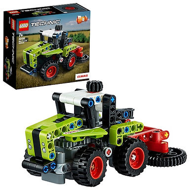 LEGO Technic 42102 Mini Claas Xerion 2-in-1 Tractor Set on Localy.co.uk (GX1)