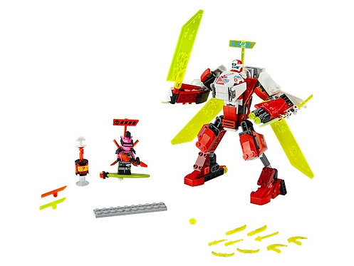 Lego Ninjago 71707 Kai's Mech Jet at JJ Toys