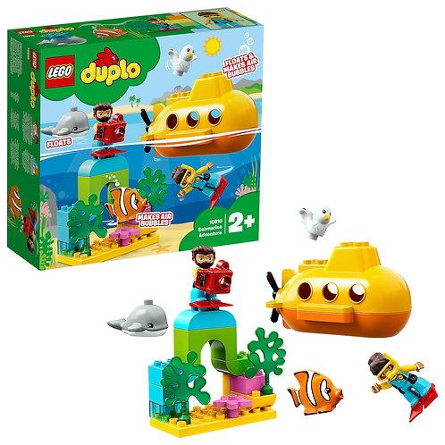 LEGO DUPLO 10910 Submarine Adventure (GX1)