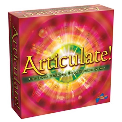Articulate (the fast talking description game)