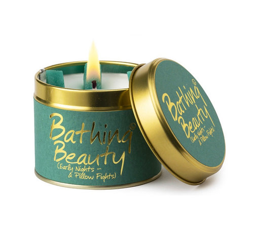 Lily Flame Bathing Beauty Scented Candle at Cardella (GX1)