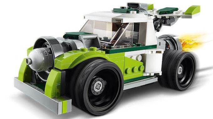 Lego Creator 31103 Rocket Truck at JJ Toys