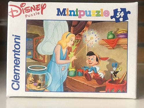 Disney Pinocchio 54-piece Jigsaw Puzzle by Clementoni (GX1)