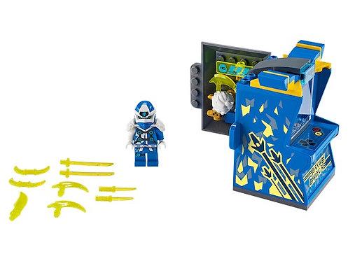 Lego Ninjago 71715 Jay Avatar Arcade Pod at JJ Toys