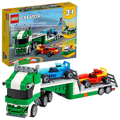 LEGO Creator 3-in-1 31113 Race Car Transporter