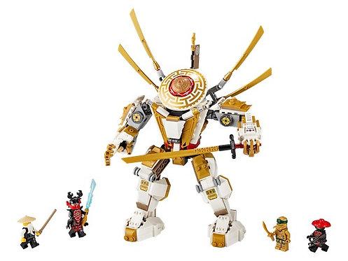 Lego Ninjago 71702 Golden Mech at JJ Toys