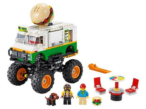 Lego Creator 31104 Monster Burger Truck at JJ Toys