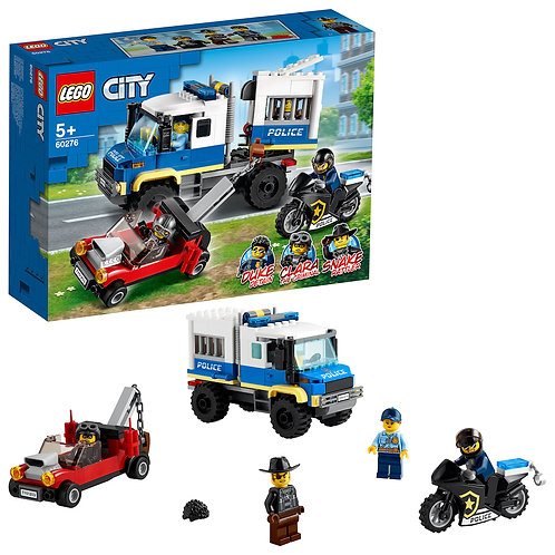 LEGO City 60276 Police Prisoner Transport