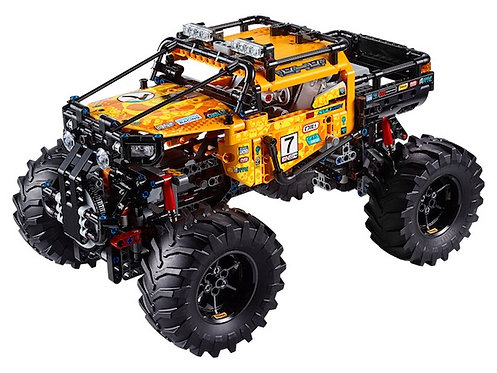 Lego Technic 42099 4x4 X-treme Off-Roader at JJ Toys
