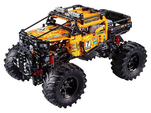 Lego Technic 42099 4x4 X-treme Off-Roader at JJ Toys