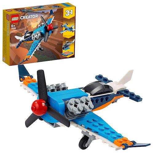 Lego Creator 31099 Propeller Plane at JJ Toys