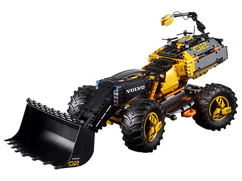 Lego Technic 42081 Volvo Concept Wheel Loader ZEUX at JJ Toys