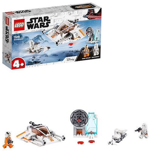 LEGO Star Wars 75268 Snowspeeder Episode 5 at JJ Toys