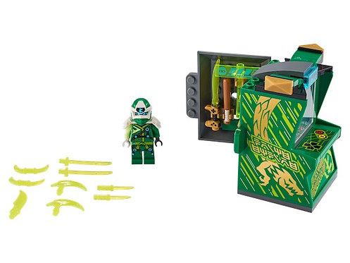 Lego Ninjago 71716 Lloyd Avatar Arcade Pod at JJ Toys