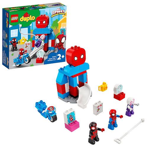 LEGO DUPLO 10940 Marvel Super Heroes Spider-Man Headquarters