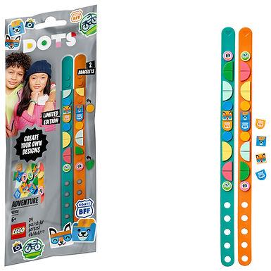 LEGO Dots 41918 Adventure Bracelets