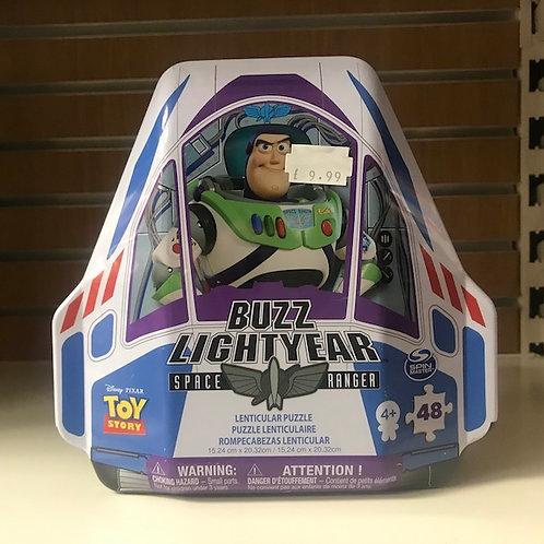 Disney Toy Story Buzz Lightyear 48 piece Jigsaw Puzzle by Spin Master (GX1)