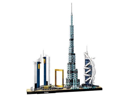 Lego Architecture 21052 Dubai Skyline on Localy.co.uk (GX1)