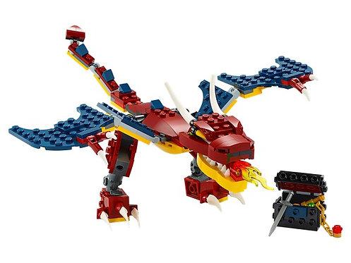 LEGO Creator 31102 Fire Dragon at JJ Toys