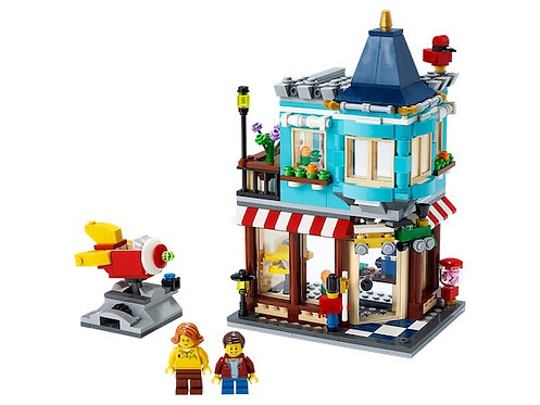 Lego Creator 31105 Townhouse Toy Store at JJ Toys