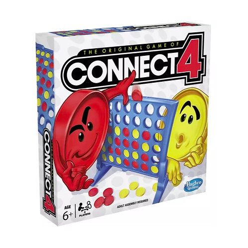 Connect 4 by Hasbro at Localy.co.uk (GX1)