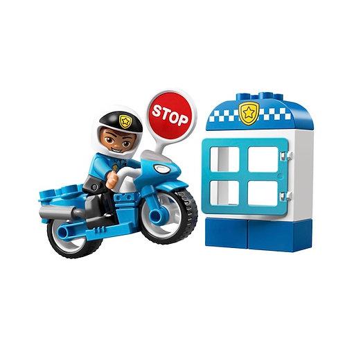 Lego DUPLO 10900 Town Police Bike (GX1)