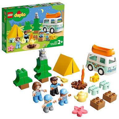 LEGO DUPLO 10946 Town Family Camping Van Adventure