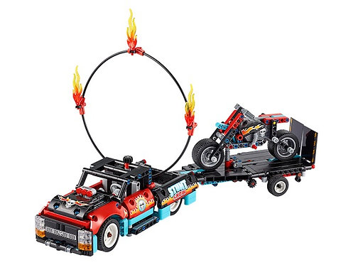 LEGO Technic 42106 Stunt Show Truck & Bike on Localy.co.uk (GX1)