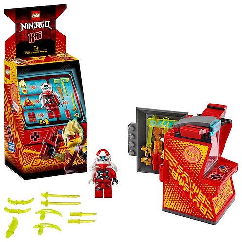 Lego Ninjago 71714 Kai Avatar Arcade Pod at JJ Toys