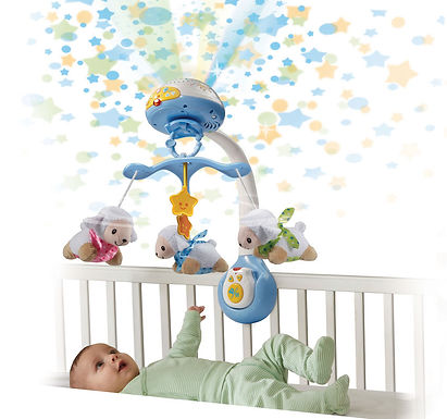 Vtech Lullaby Lambs Mobile -503303