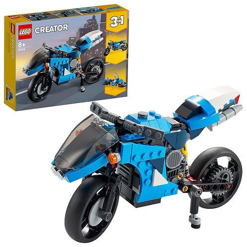 LEGO Creator 3-in-1 31114 Superbike