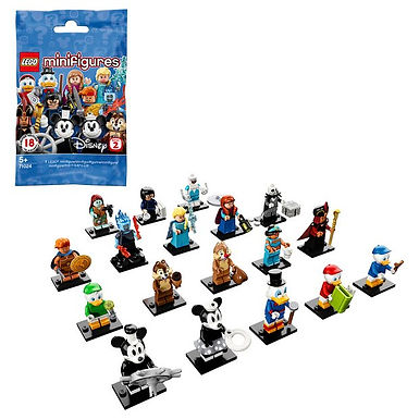 LEGO 71024 Minifigures Disney Series 2 Limited Edition (GX1)