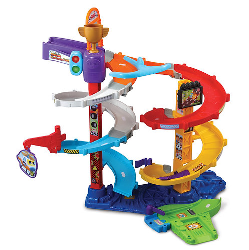 Vtech Toot-Toot Drivers Twist & Race Tower -535003