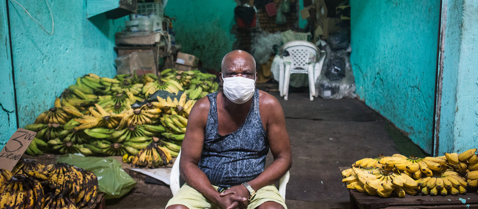 THE WORKER IN THE MIDST OF THE PANDEMIC