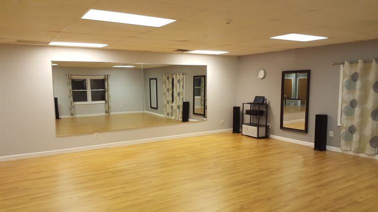 Granite State Ballroom - Inside View 1