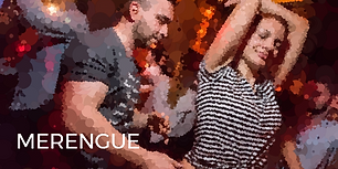 Merengue is an easy social dance that is done to any fast rhythm music such as Latin or Nightclub.