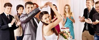 Fun Wedding Dancing at the Reception!