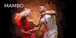 Mambo is a fun Latin dance with a quick, quick slow rhythm!