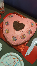 Gina's Cake for Valentines