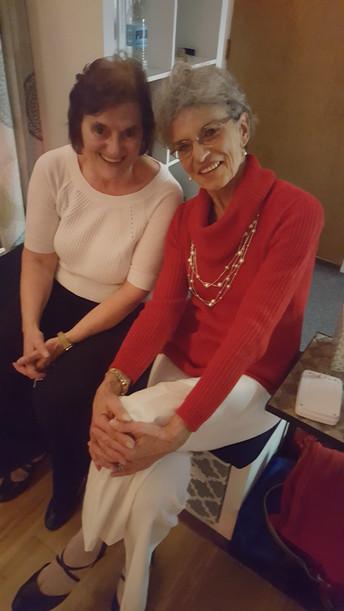 Lynn & Jeanette