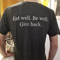Eat Well. T-Shirt