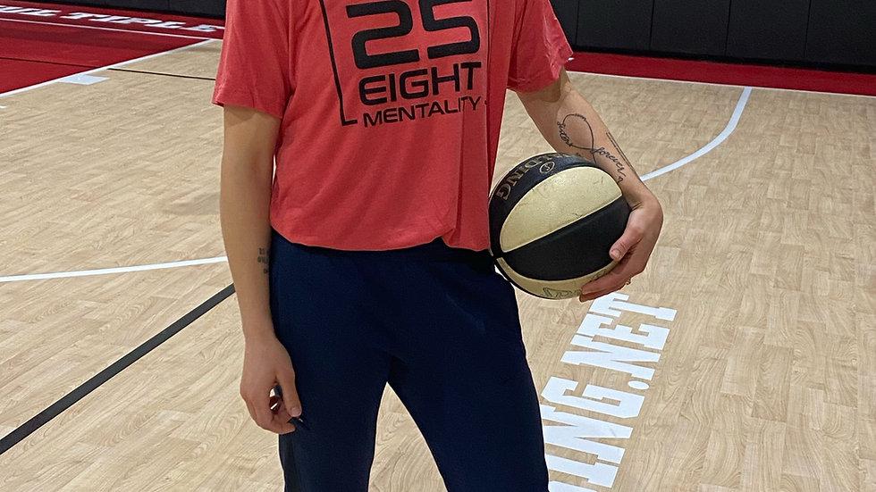 25 Eight Mentality OVERSIZED Logo T-Shirt