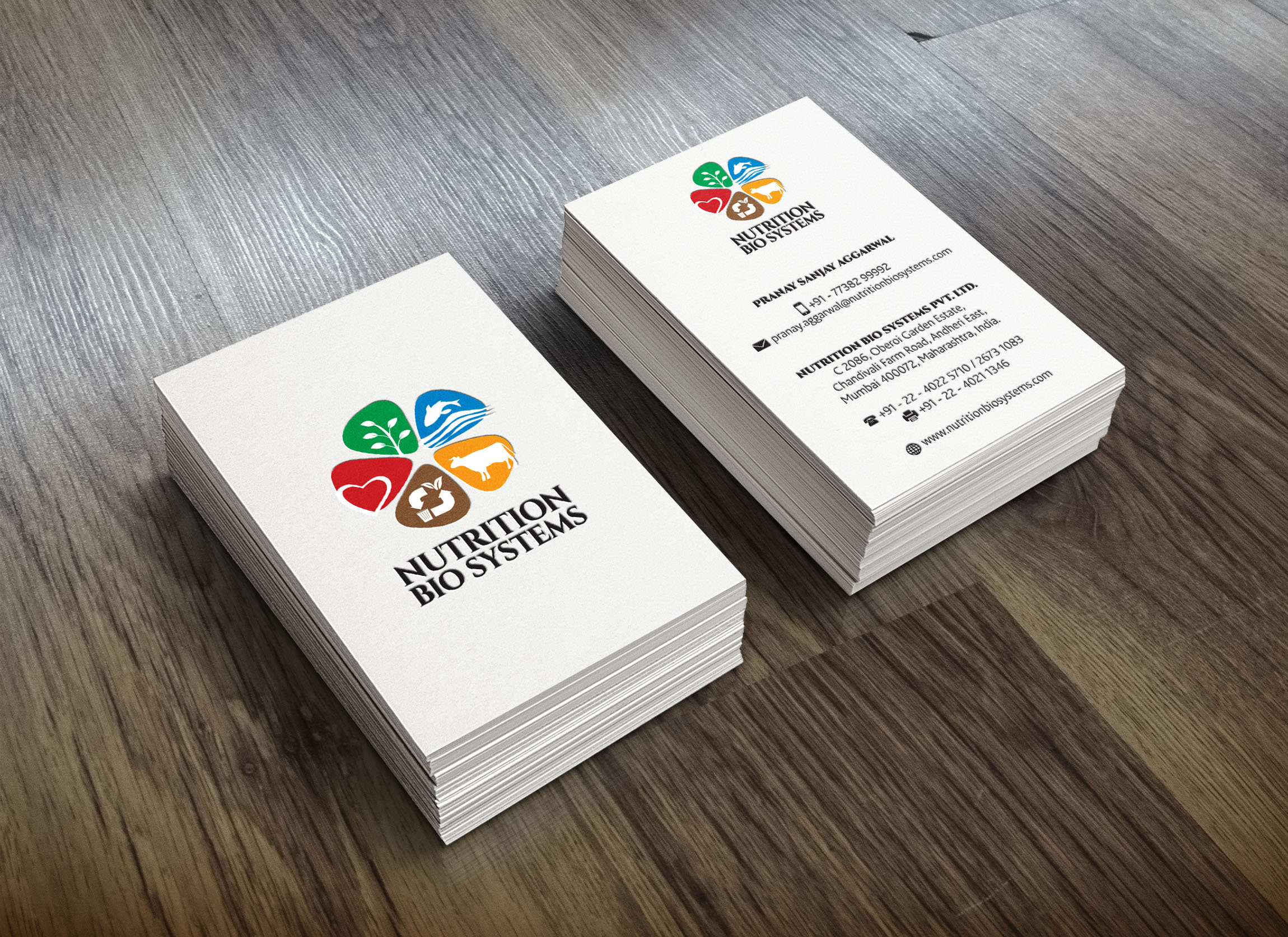 NBS Business Card