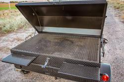 High on the Hog BBQ Pit Rental