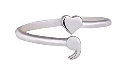 Semicolon Ring
