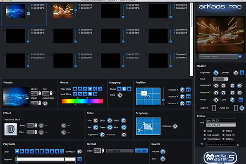 Media Master Pro 5