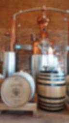 Bergwelt Whisky Distillery