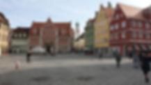 Memmingen Downtown