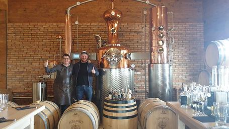 Bergwelt Whisky Brennerei