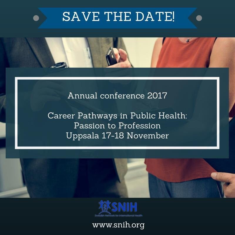 Save the date: 17-18 November SNIH Annual Conference